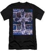 Ornate Cross 2 Men's T-Shirt (Athletic Fit)