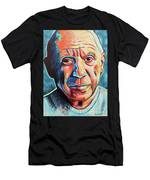 Pablo Picasso Men's T-Shirt (Athletic Fit)