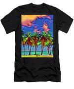 Palms 2 Men's T-Shirt (Athletic Fit)