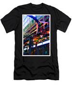 panel two from Star Factory Men's T-Shirt (Athletic Fit)