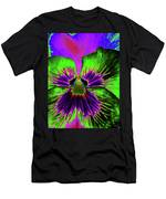 Pansy 06 - Photopower - Thoughts Of You Men's T-Shirt (Athletic Fit)