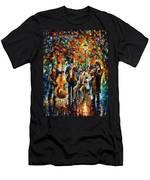 Park Band  Men's T-Shirt (Athletic Fit)