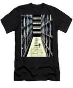 Parking Garage Men's T-Shirt (Athletic Fit)