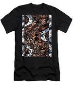 Passing Wave Men's T-Shirt (Athletic Fit)
