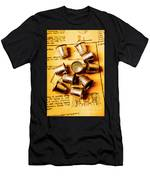 Patterns And Thimbles Men's T-Shirt (Athletic Fit)