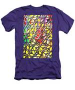 Peace In All Colours Men's T-Shirt (Athletic Fit)
