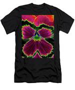 Perfectly Pansy 01 - Photopower Men's T-Shirt (Athletic Fit)