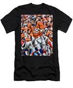 Peyton Manning Art 2 Men's T-Shirt (Athletic Fit)