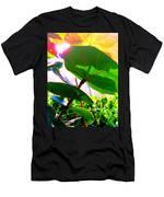 Piercing Sea Grapes Men's T-Shirt (Athletic Fit)