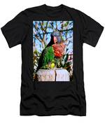 Pillar Perch Men's T-Shirt (Athletic Fit)