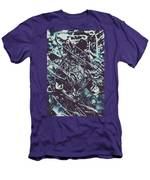 Pin And Sew Men's T-Shirt (Athletic Fit)