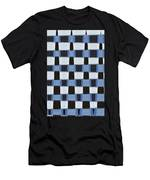 Pine Tree Abstract #7213w Men's T-Shirt (Athletic Fit)