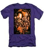 Pirates Treasure Box Men's T-Shirt (Athletic Fit)