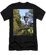 Planting Fields Gate Men's T-Shirt (Athletic Fit)