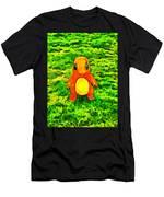 Pokemon Go Charmander - Da Men's T-Shirt (Athletic Fit)