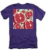 Pomegranate   Men's T-Shirt (Athletic Fit)