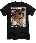 Portrait Of A Girl Pog2 Men's T-Shirt (Athletic Fit)