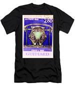 Postage 10 Men's T-Shirt (Athletic Fit)