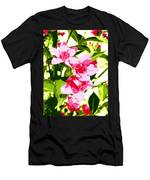 Poster Pink Men's T-Shirt (Athletic Fit)