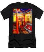 Potala Tea Room Men's T-Shirt (Athletic Fit)