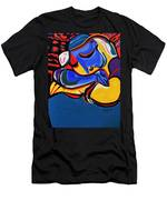 Power Nap  Picasso By Nora Men's T-Shirt (Athletic Fit)