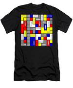 Primary Passion Men's T-Shirt (Athletic Fit)