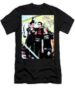 Punk Men's T-Shirt (Athletic Fit)