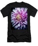 Purple Mum Men's T-Shirt (Athletic Fit)