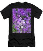 Purple Profusion Men's T-Shirt (Athletic Fit)