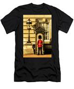 Queens Guards. Men's T-Shirt (Athletic Fit)