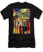 Quiet Vieux Carre Men's T-Shirt (Athletic Fit)