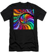 Quite Different Colors -18- Men's T-Shirt (Athletic Fit)