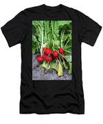 Radish Harvest Men's T-Shirt (Athletic Fit)