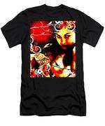 Rapturous Fascination Men's T-Shirt (Athletic Fit)