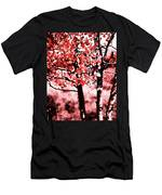 Red Aspen II Men's T-Shirt (Athletic Fit)