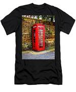 Red Icon Men's T-Shirt (Athletic Fit)