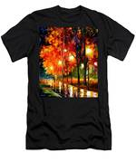 Reflection Of The Night  Men's T-Shirt (Athletic Fit)