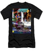 Reflection On Jazz Men's T-Shirt (Athletic Fit)