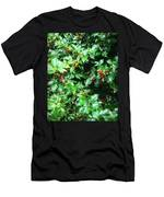Refreshing Green Men's T-Shirt (Athletic Fit)