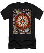 Regal Mandala Men's T-Shirt (Athletic Fit)