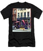 Restaurant In Chelsea Men's T-Shirt (Athletic Fit)