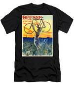 Retro Bicycle Ad 1898 Men's T-Shirt (Athletic Fit)