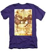Retro Film Cameras Men's T-Shirt (Athletic Fit)