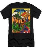 Rfb0547 Men's T-Shirt (Athletic Fit)