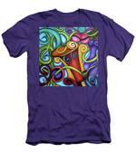 Rhythym Men's T-Shirt (Athletic Fit)