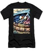 Roasting Men's T-Shirt (Athletic Fit)
