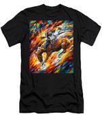 Rodeo - Dangerous Games Men's T-Shirt (Athletic Fit)