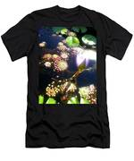 Root Of Beauty Men's T-Shirt (Athletic Fit)