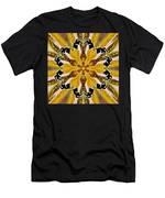 Rustic Lifespring Men's T-Shirt (Athletic Fit) by Derek Gedney