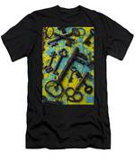 Rusty Keys Men's T-Shirt (Athletic Fit)